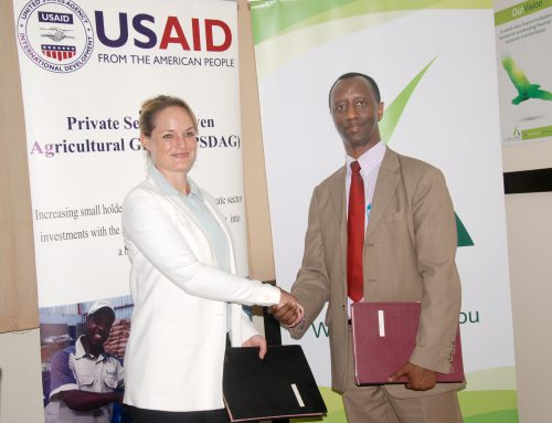 BRD, USAID to increase agriculture financing