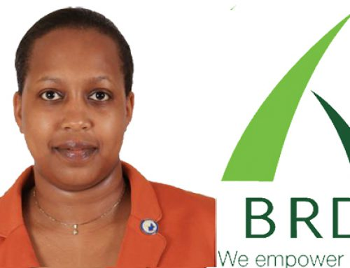 Kampeta Pitchette SAYINZOGA appointed CEO of the Development Bank of Rwanda (BRD)plc
