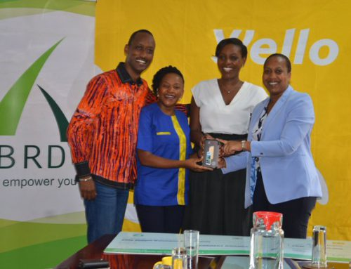 BRD joins Connect Rwanda Campaign